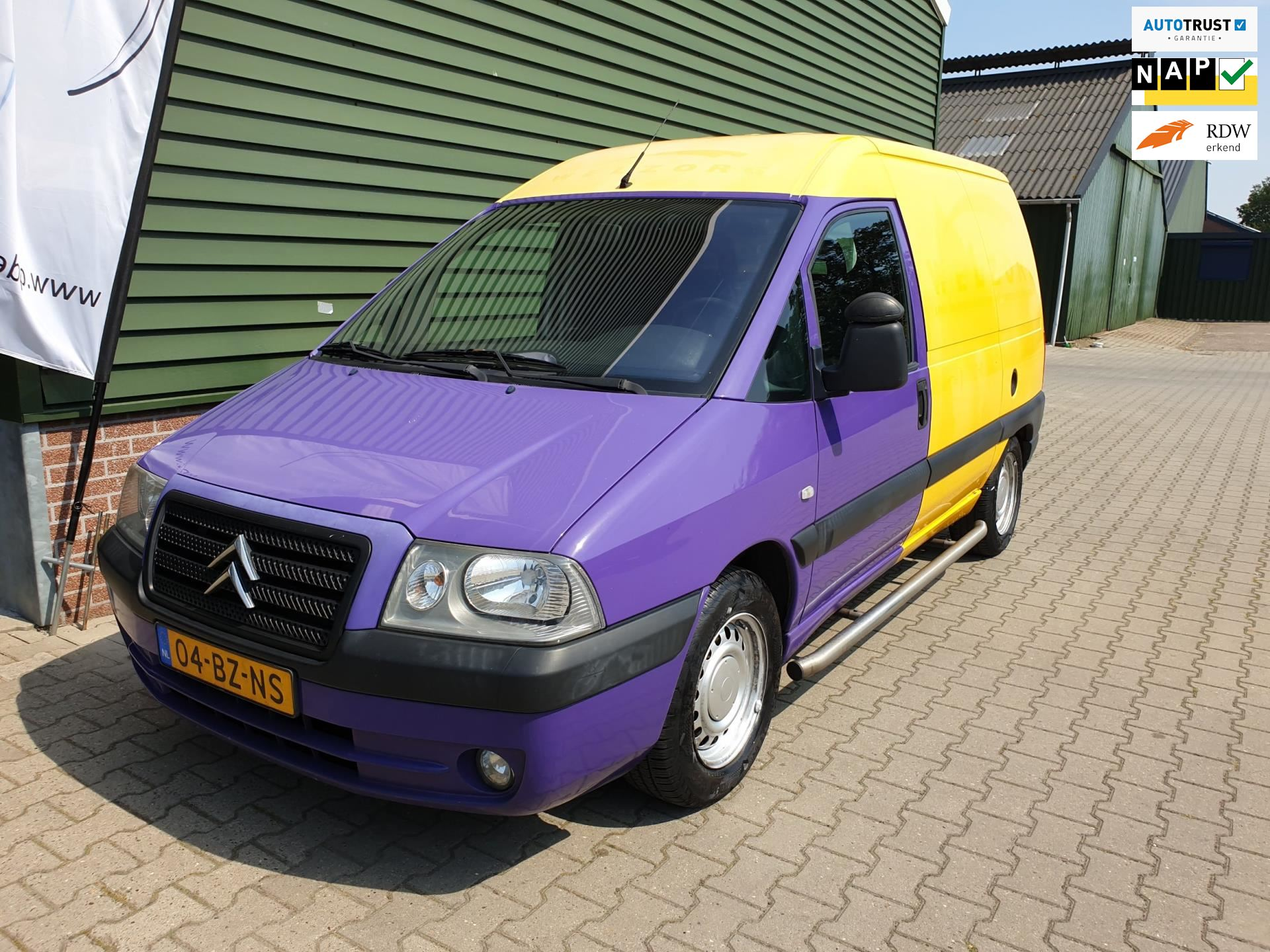 Citroen Jumpy occasion - Quality Design & Services
