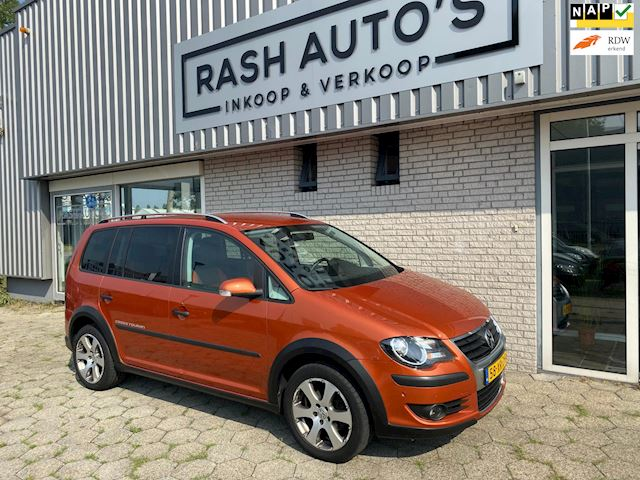 Volkswagen Touran 1.4 TSI Cross CLIMA | CRUISE | DEALER OND