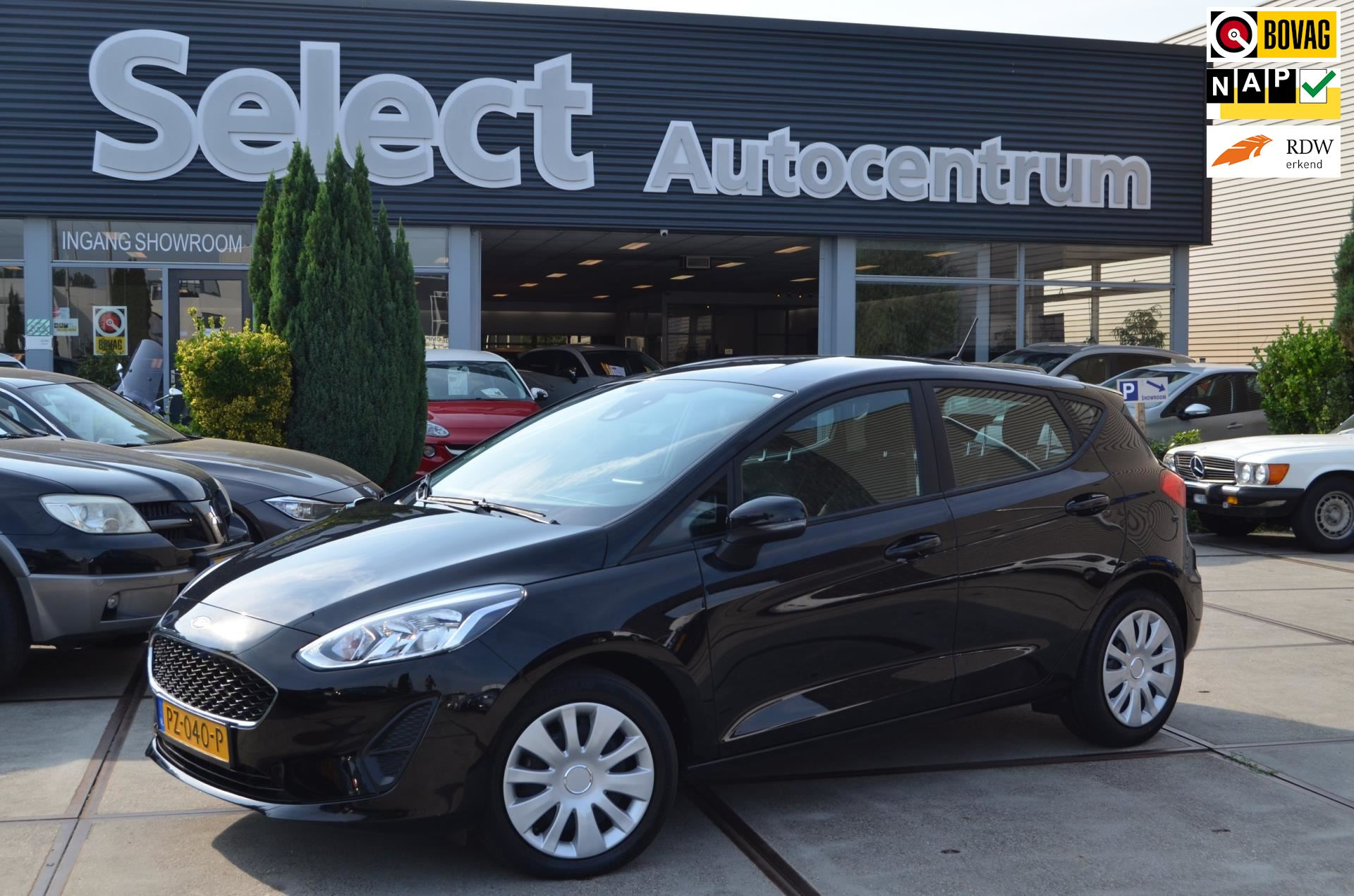 Ford Fiesta occasion - Select Autocentrum