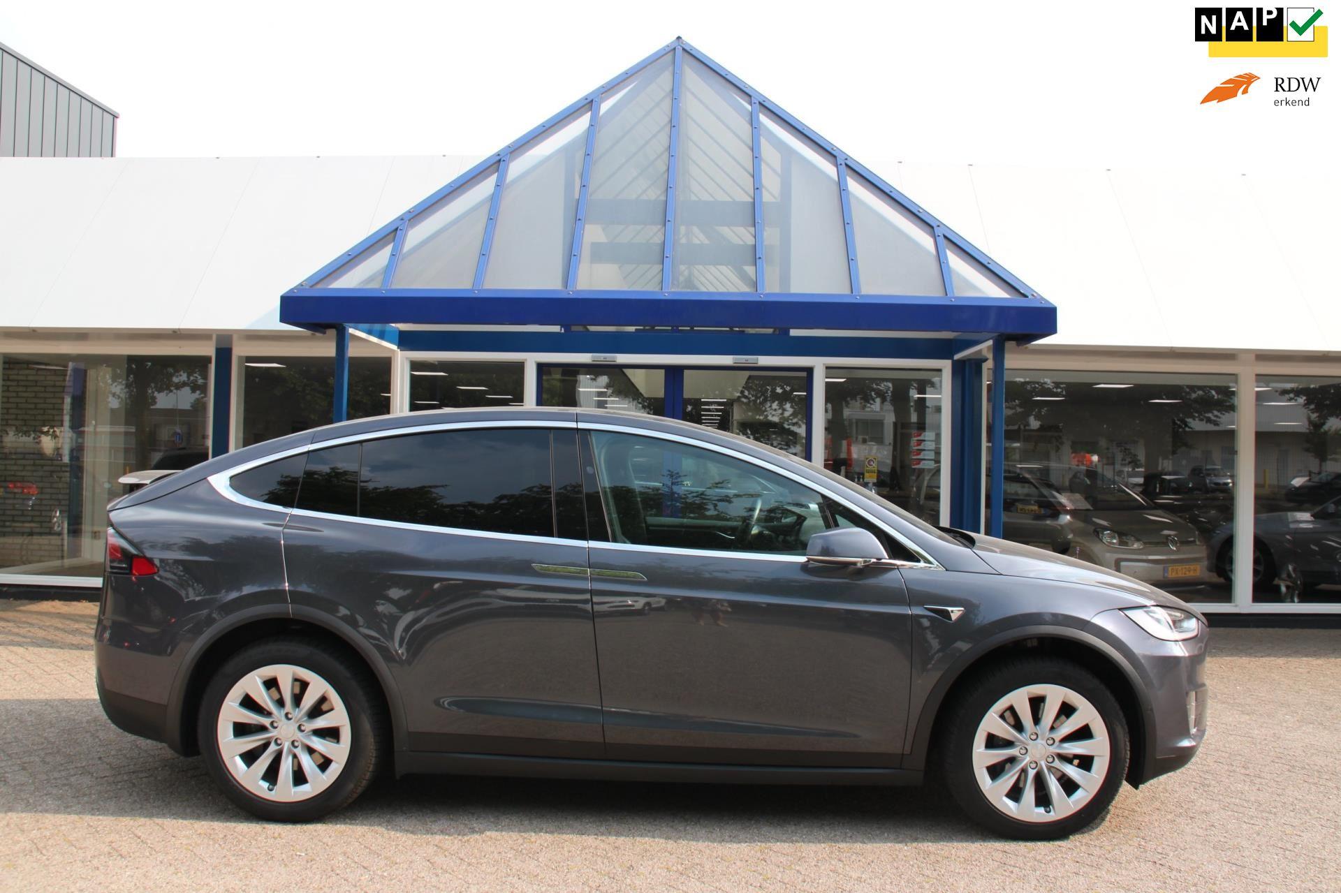 Tesla Model X occasion - HDA Wijchen B.V.