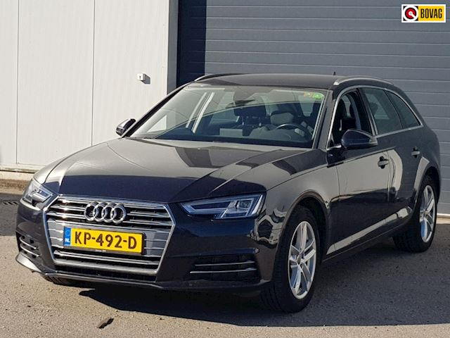 Audi A4 Avant 2.0 TDI Lease Edition *NIEUW MODEL*