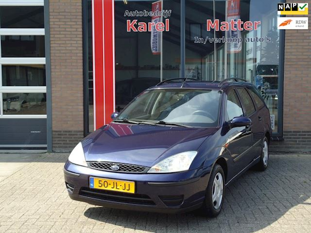 Ford Focus Wagon 1.4-16V Cool Edition *AIRCO* *NETTE AUTO*