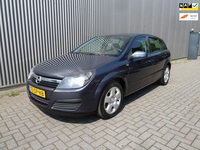 Opel Astra 1.6 Edition/Airco/Audio