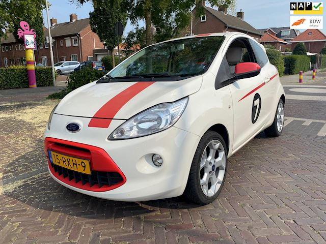 Ford Ka 1.2 Grand Prix start/stop / Airco / LM velgen