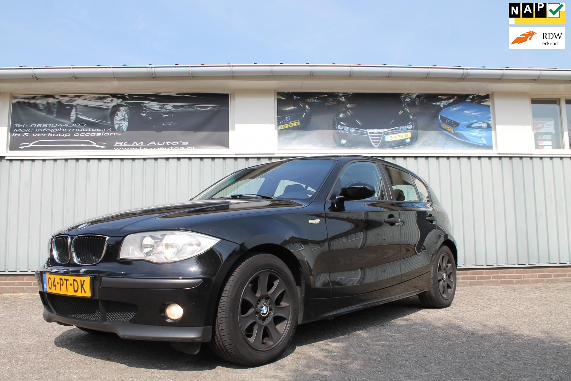 BMW 1-serie occasion - BCM Auto`s