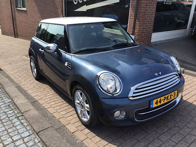 Mini Mini 1.6 Cooper 10 Years II airco