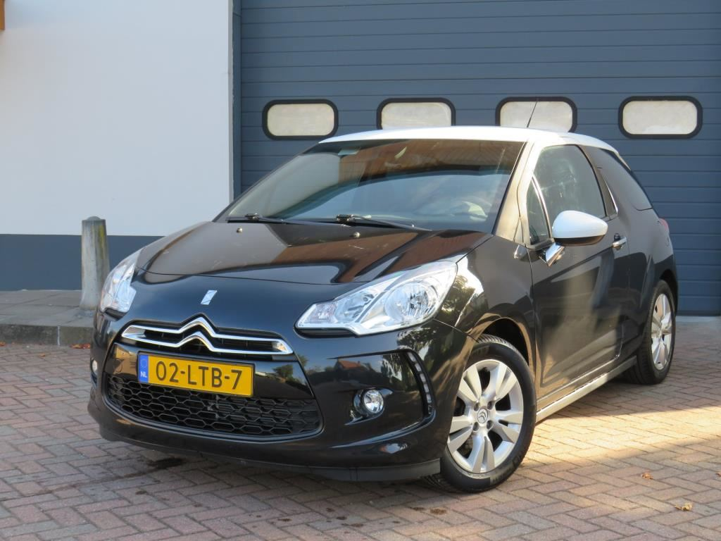 Citroen DS3 occasion - Fijter Exclusive Trading