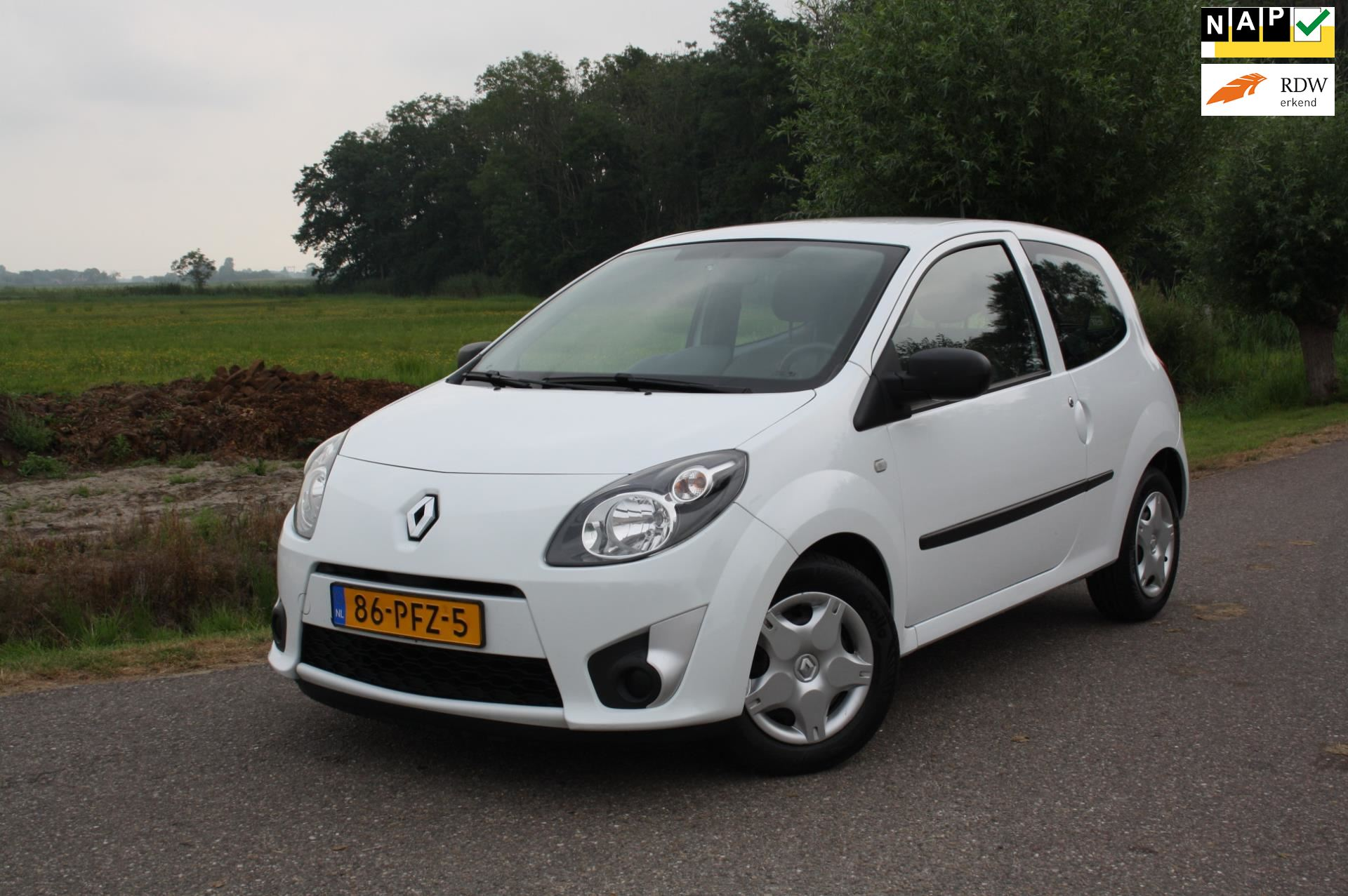 Renault Twingo occasion - Favoriet Occasions