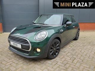 Mini 1.2 One British Racing Green / Cosmos 17 Inch Spoke Velgen occasion - Mini Plaza