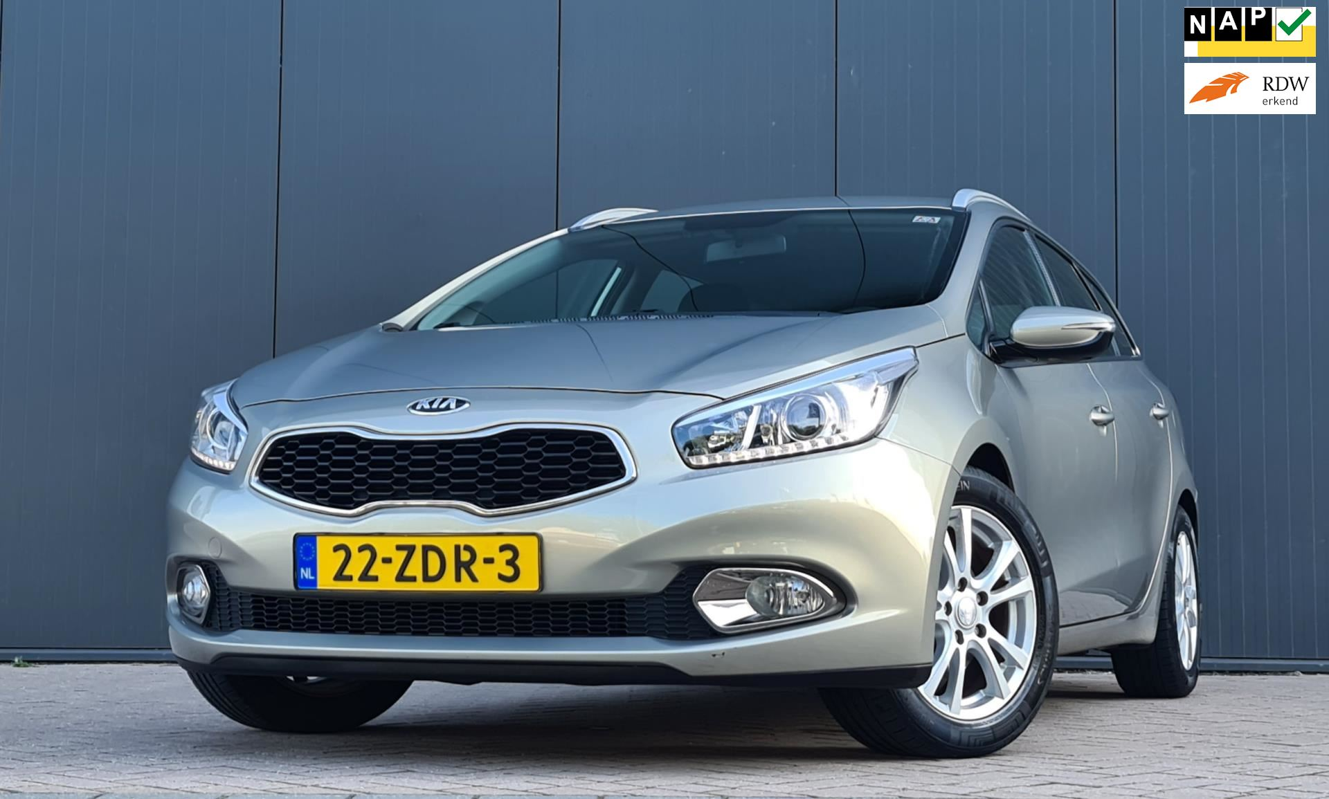 Kia Ceed Sportswagon occasion - van den Boog Automotive