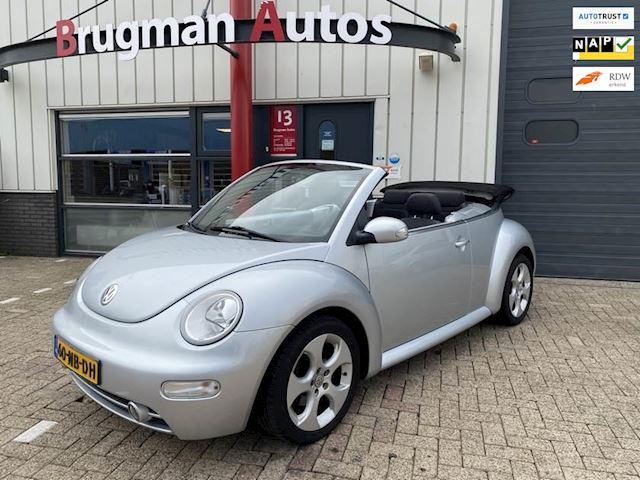 Volkswagen New Beetle Cabriolet 1.6