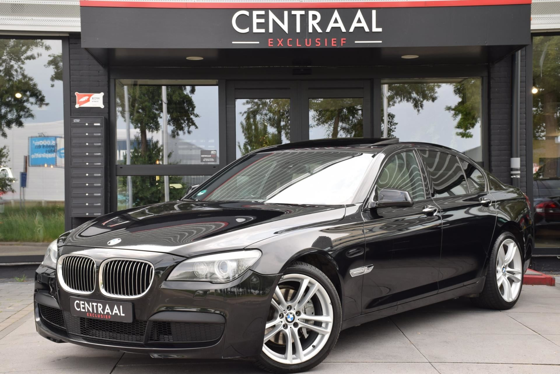 BMW 740d occasion - Centraal Exclusief B.V.
