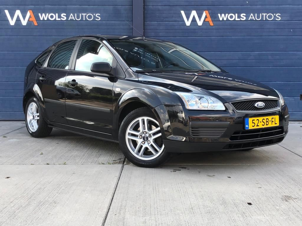 Ford Focus occasion - Wols Auto's