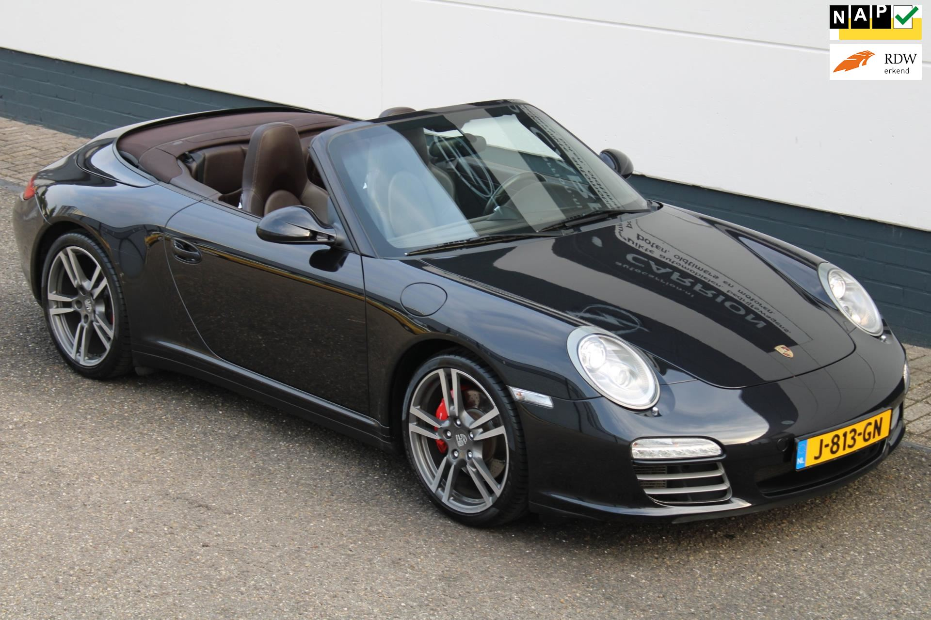 Porsche 911 Cabrio occasion - CARRION