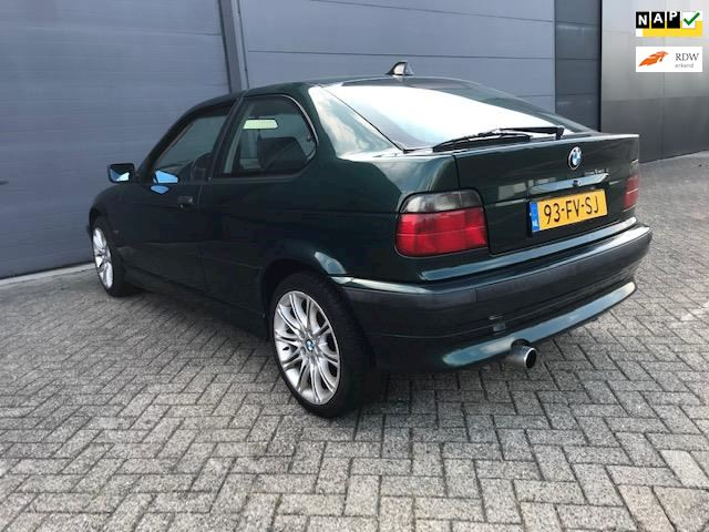 BMW 3-serie Compact occasion - Auto Koot