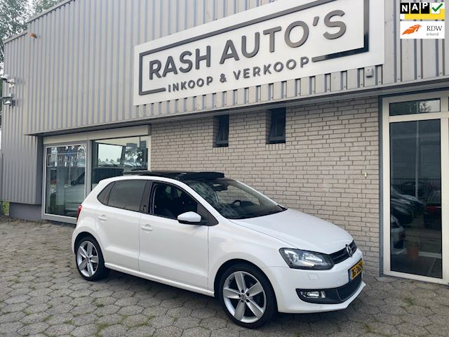 Volkswagen Polo 1.2 TSI Highline 2011 | DSG| PANO|XENON|LED