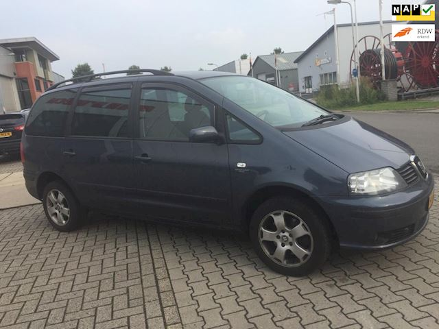 Seat Alhambra 2.0 Reference LPG G3/ 7 PERSOON