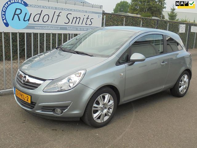Opel Corsa 1.2-16V Color Edition automaat