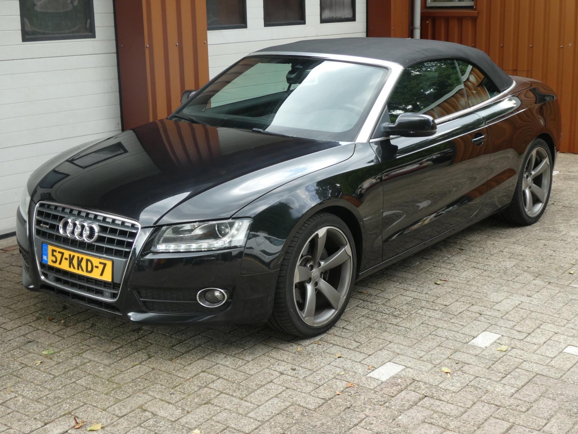 Audi A5 occasion - Autohandel Post