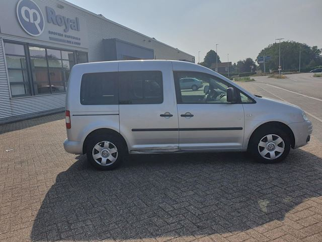 Volkswagen CADDY LIFE 1.9TDI AIRCO 5PERSOONS INVALIDE