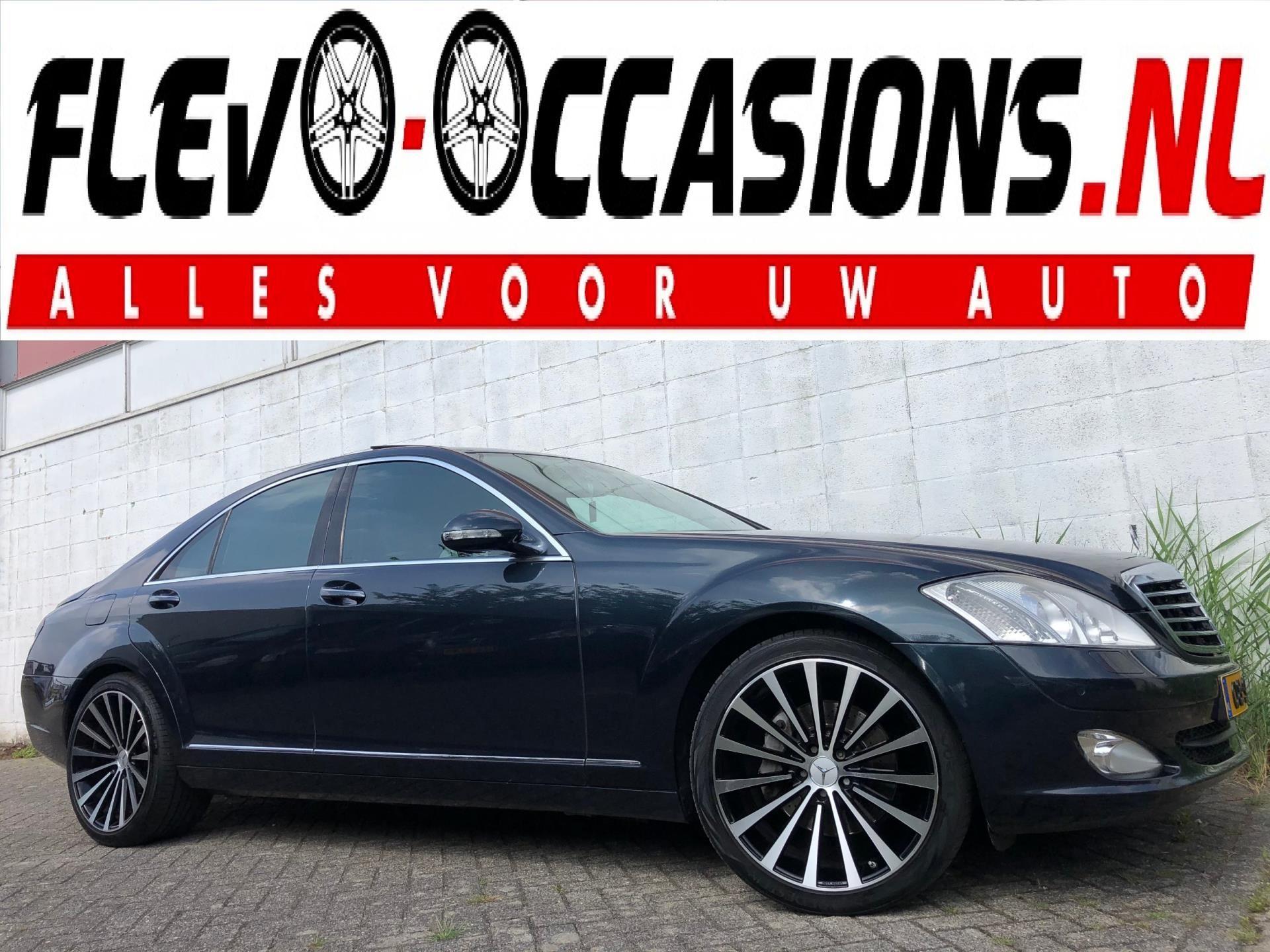 Mercedes-Benz S-klasse occasion - Flevo Occasions