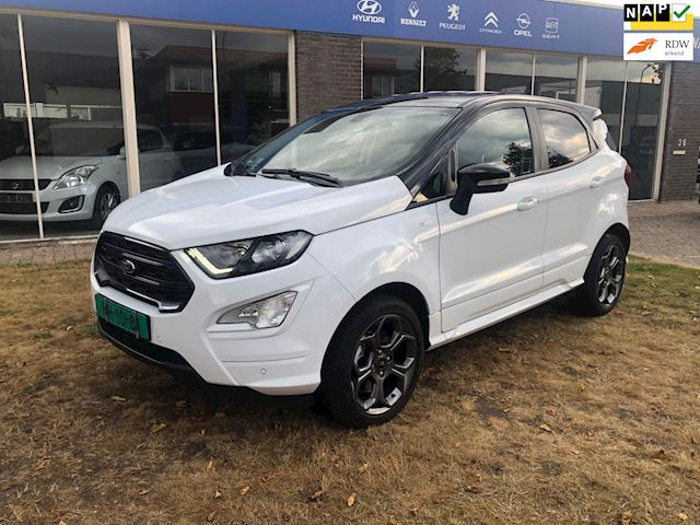 Ford EcoSport occasion - Dowar Auto's