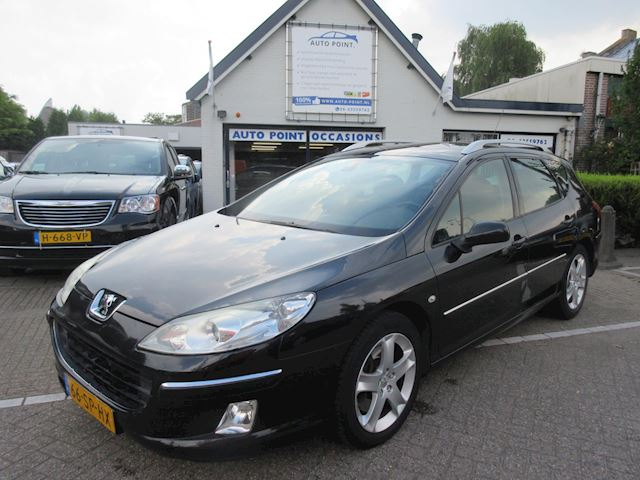 Peugeot 407 SW 2.2-16V XS AUTOMAAT/LEDER/PANORAMA