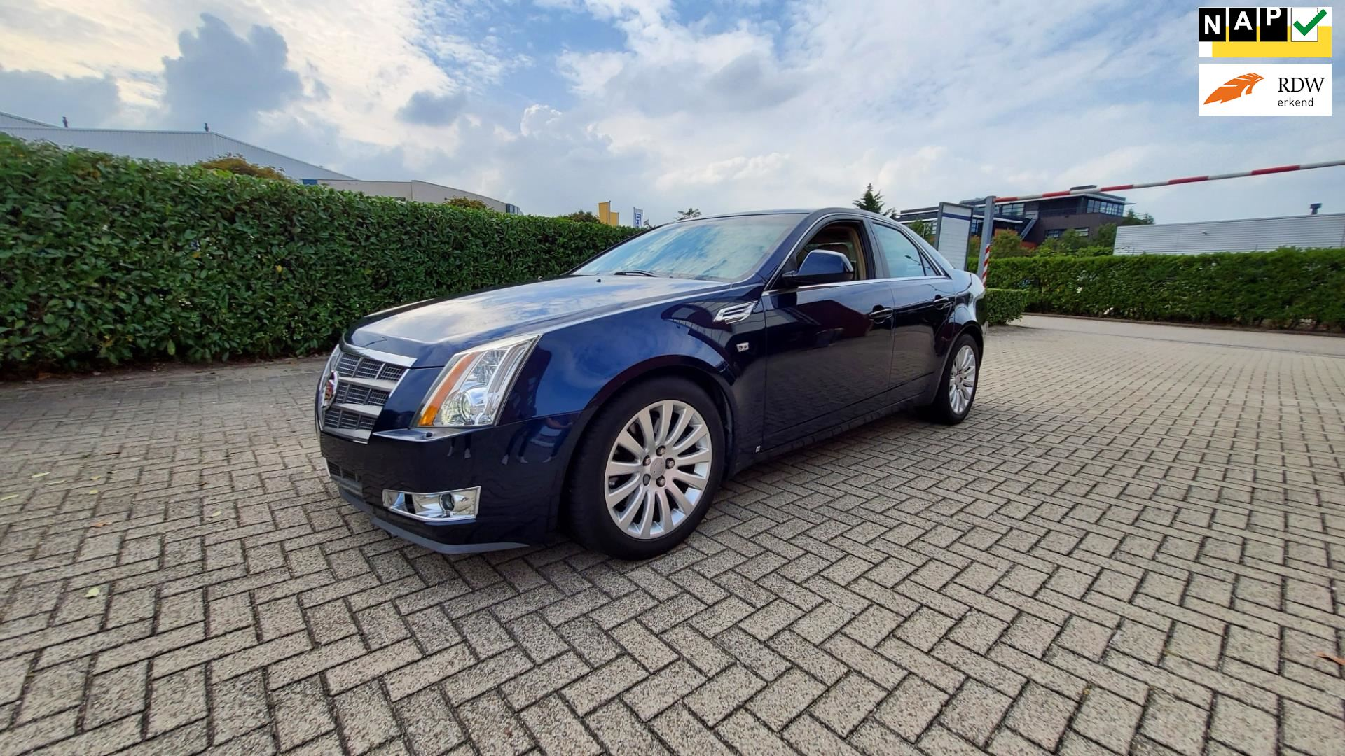 Cadillac CTS occasion - YoungTimersHolland