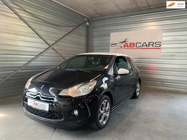 Citroen DS3 occasion - AB Cars