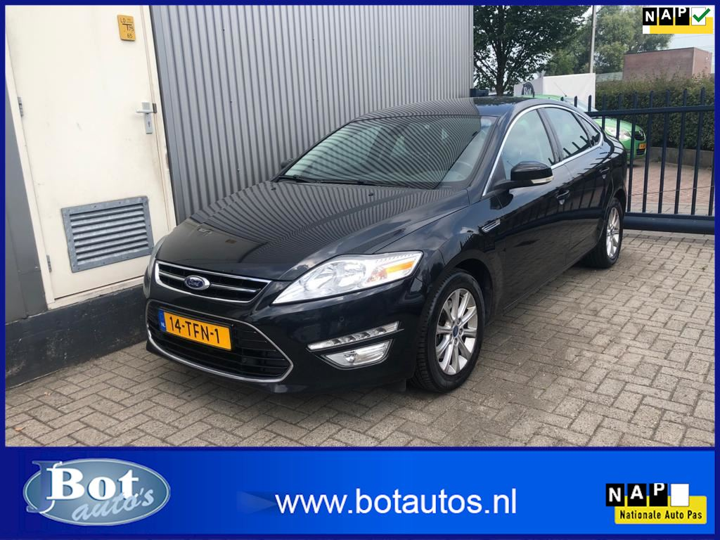 Ford Mondeo occasion - Bot Auto's