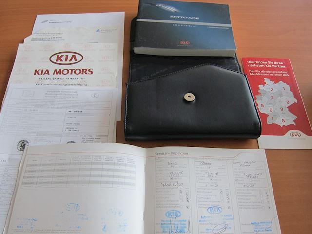 Kia Sportage 2.0 Super Pack LEDER NAVI CAMERA XENON!!