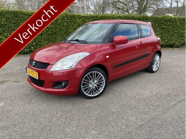Suzuki Swift occasion - R. Oldenburg Auto's