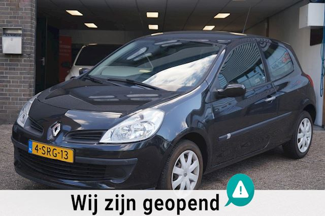 Renault CLIO 1.2 Automaat Elek Pakket Airco Cruis Controle F1 Flippers