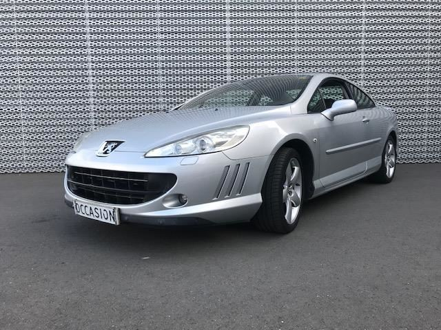 Peugeot 407 Coupé occasion - All In
