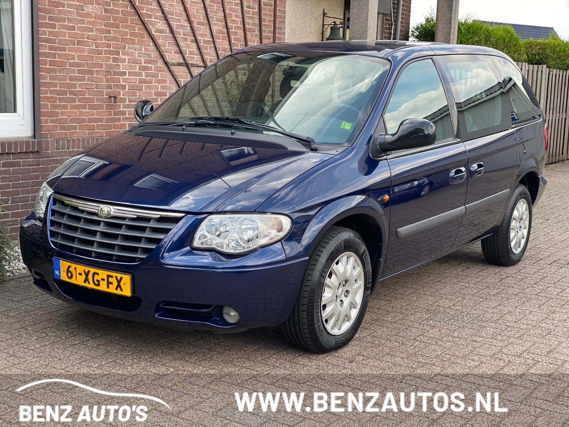 Chrysler Voyager occasion - BENZ Auto's