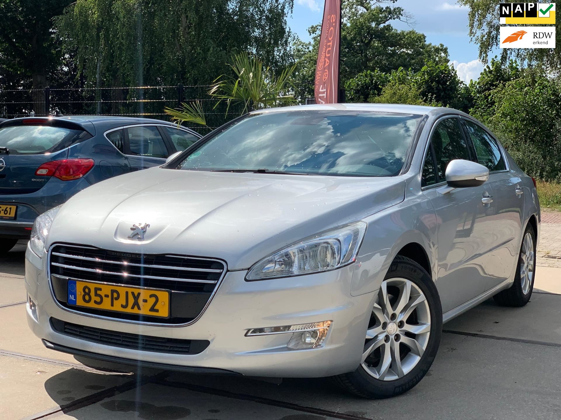 Peugeot 508 occasion - Ultimate Auto's