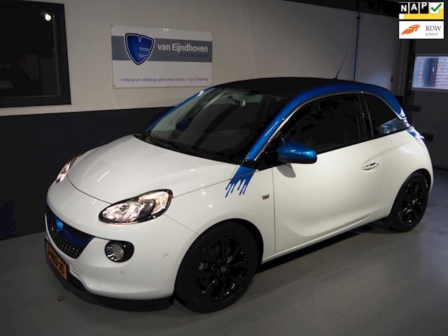 Opel ADAM 1.0 Turbo Slam Cabrio | 116PK | Intellilink