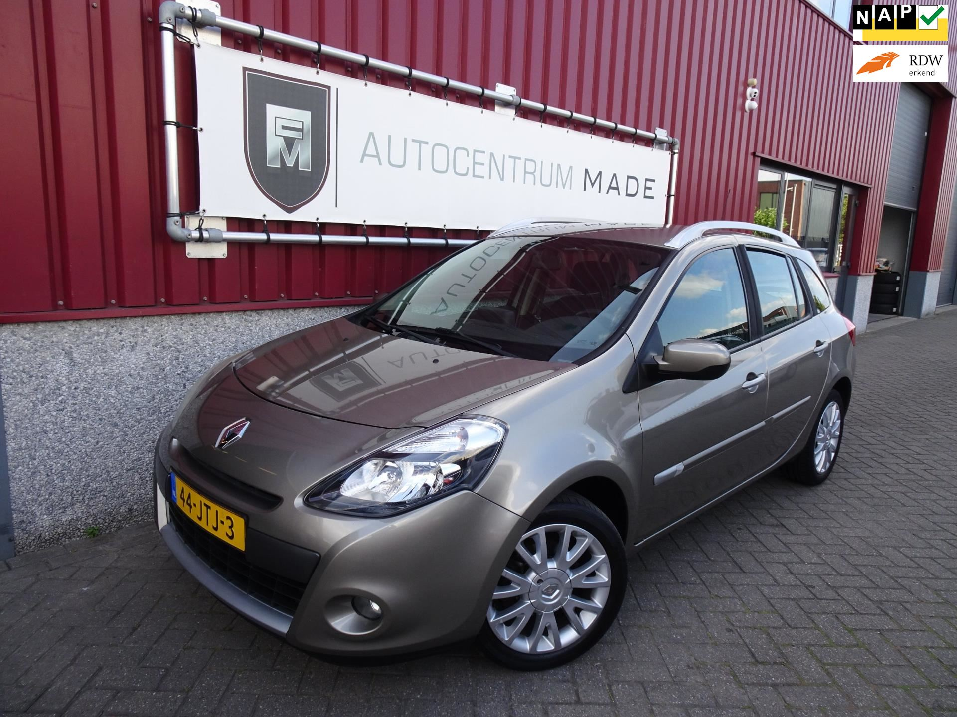 Renault Clio Estate occasion - Auto Centrum Made