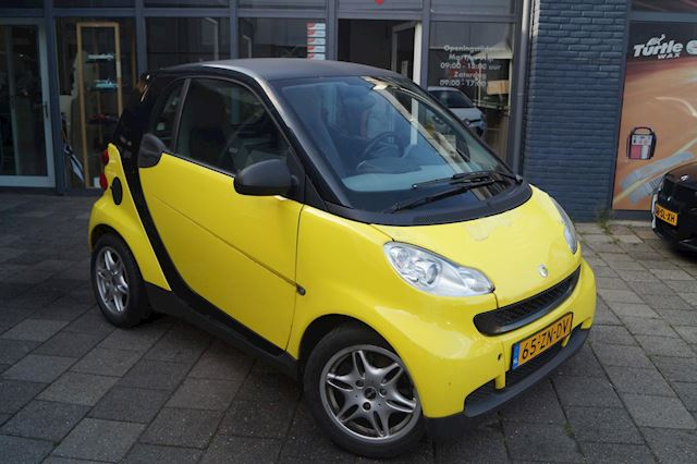 Smart Fortwo coupé 1.0 Base / 87000 KM N.A.P / NW APK