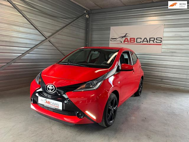 Toyota Aygo occasion - AB Cars