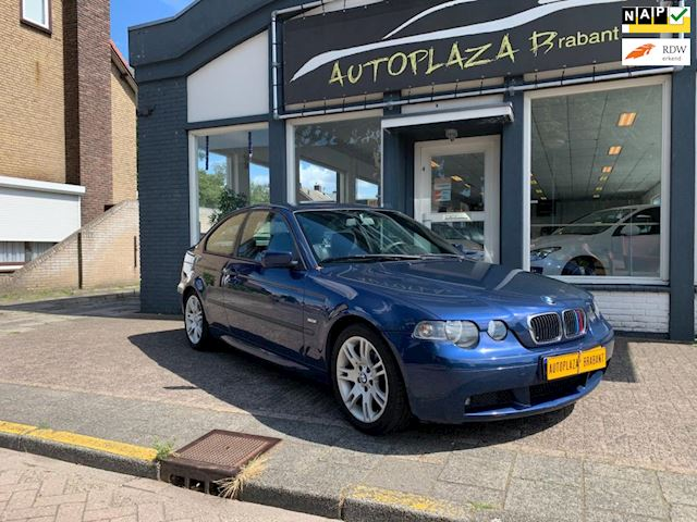 BMW 3-serie Compact occasion - Autoplaza Brabant
