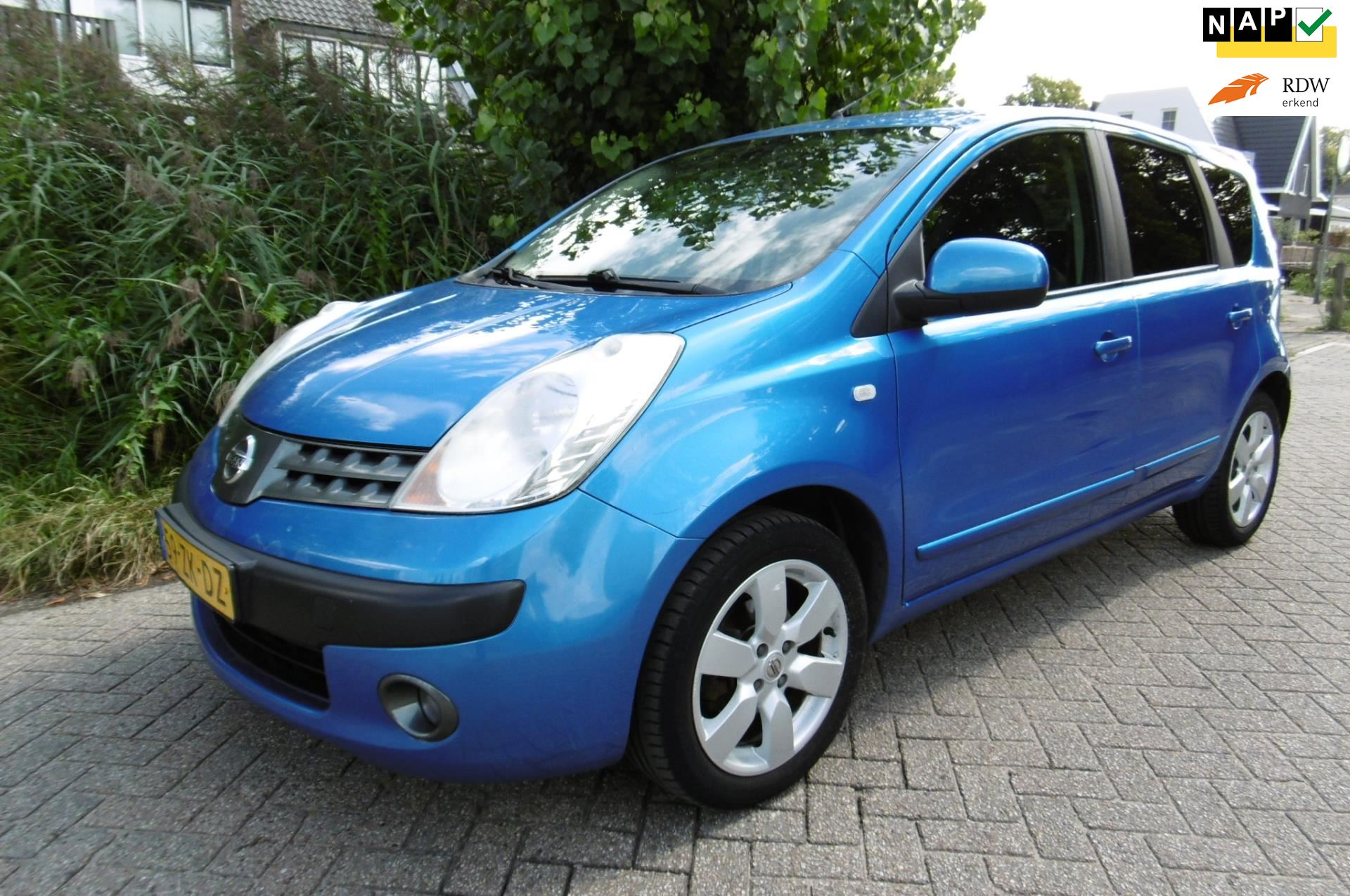 Nissan Note occasion - Occasiondealer 't Gooi B.V.