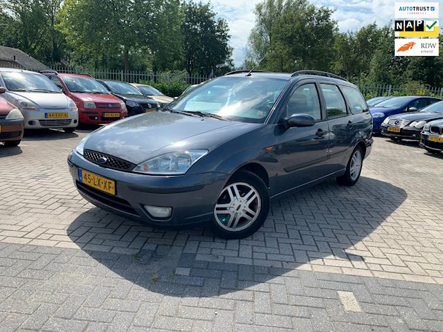 Ford Focus Wagon 1.6-16V Collection l Clima l Trekhaak l