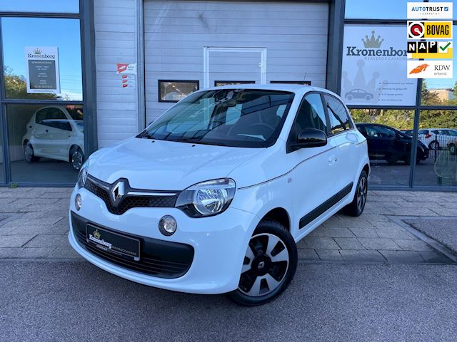 Renault Twingo 1.0 SCe Intens Nieuwstaat, Goed onderhouden, Limited