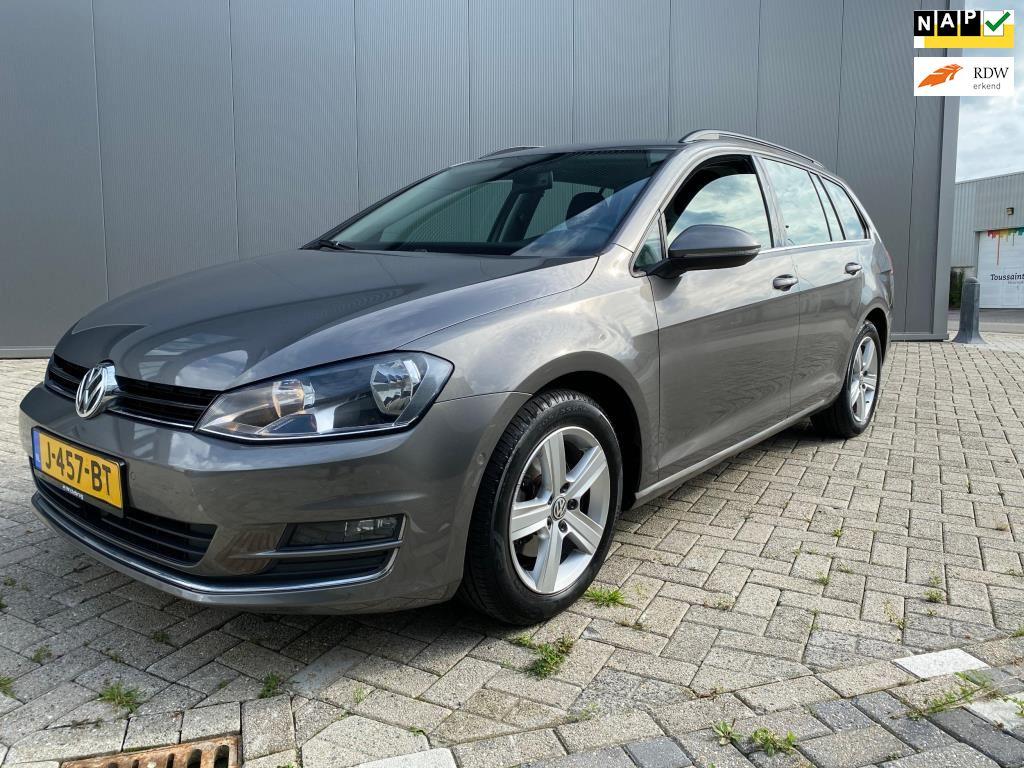 Volkswagen Golf Variant occasion - MG Autobedrijf