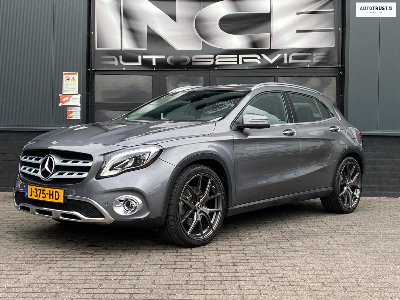 Mercedes-Benz GLA-klasse occasion - Ince Autoservice