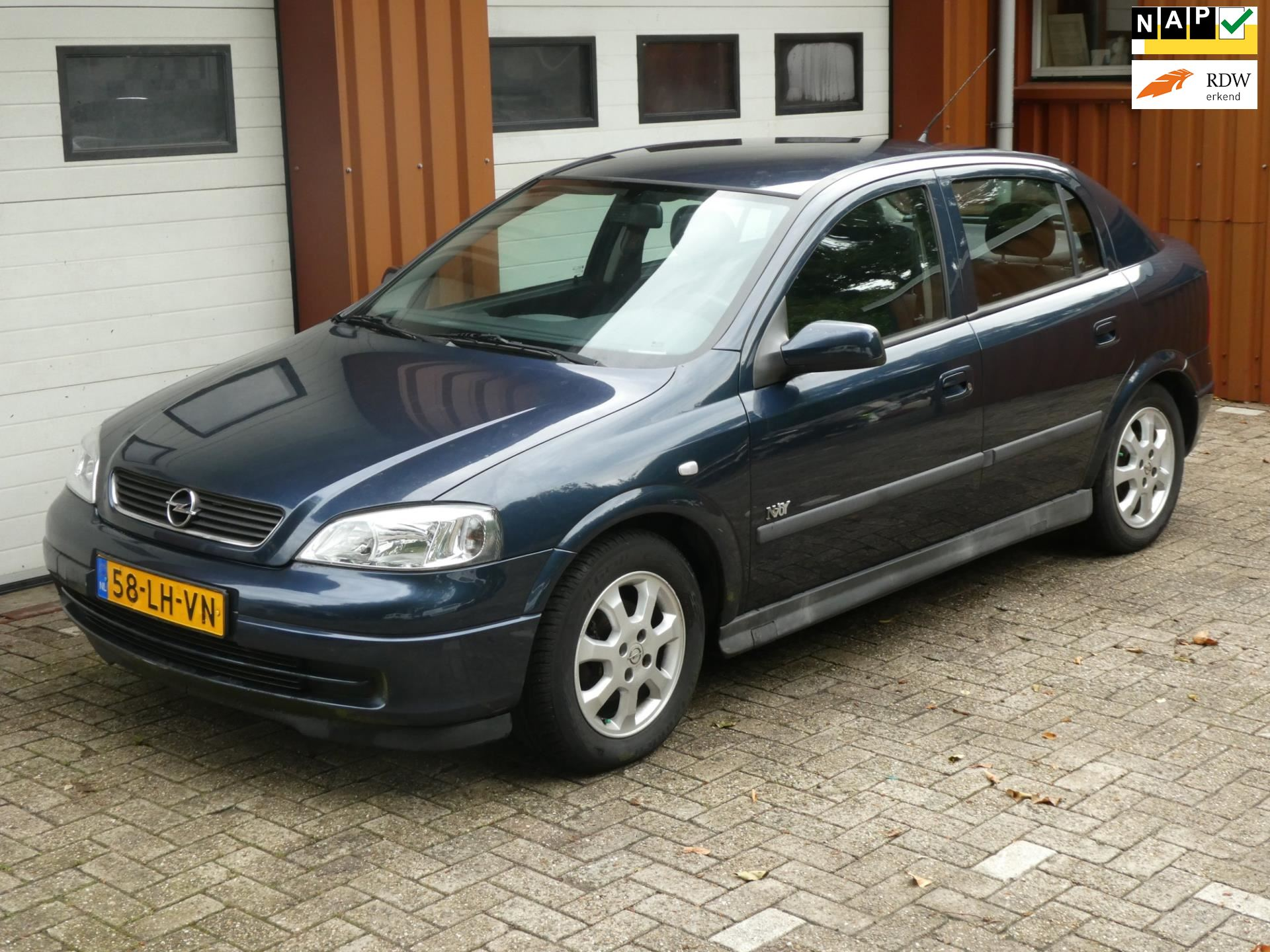 Opel Astra occasion - Autohandel Post