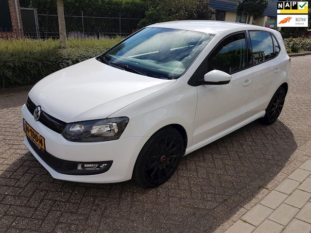 Volkswagen Polo 1.2 TDI BlueMotion Comfortline 5-deurs-Airco-LM-APK April2021