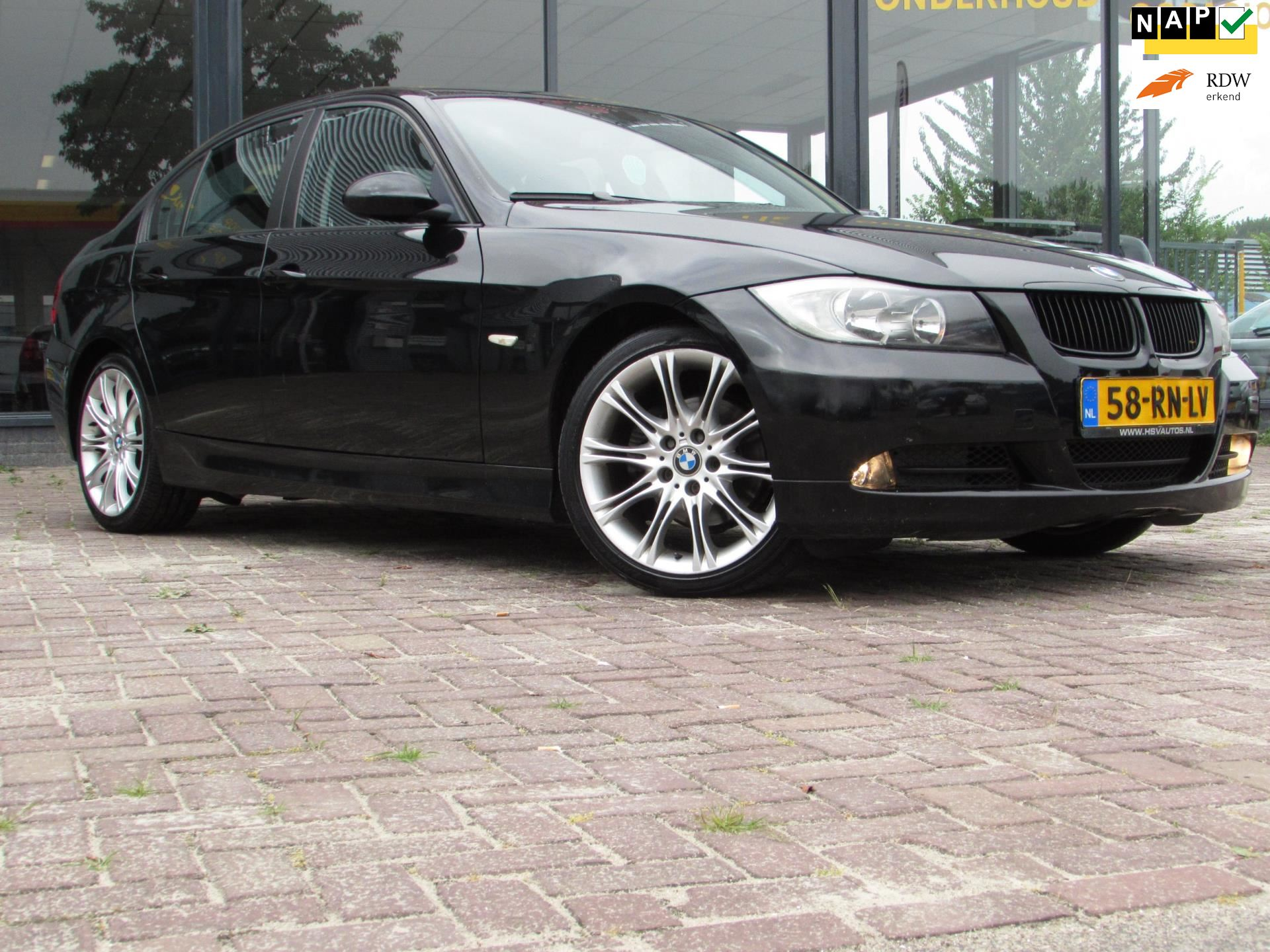 BMW 3-serie occasion - D&M Cars