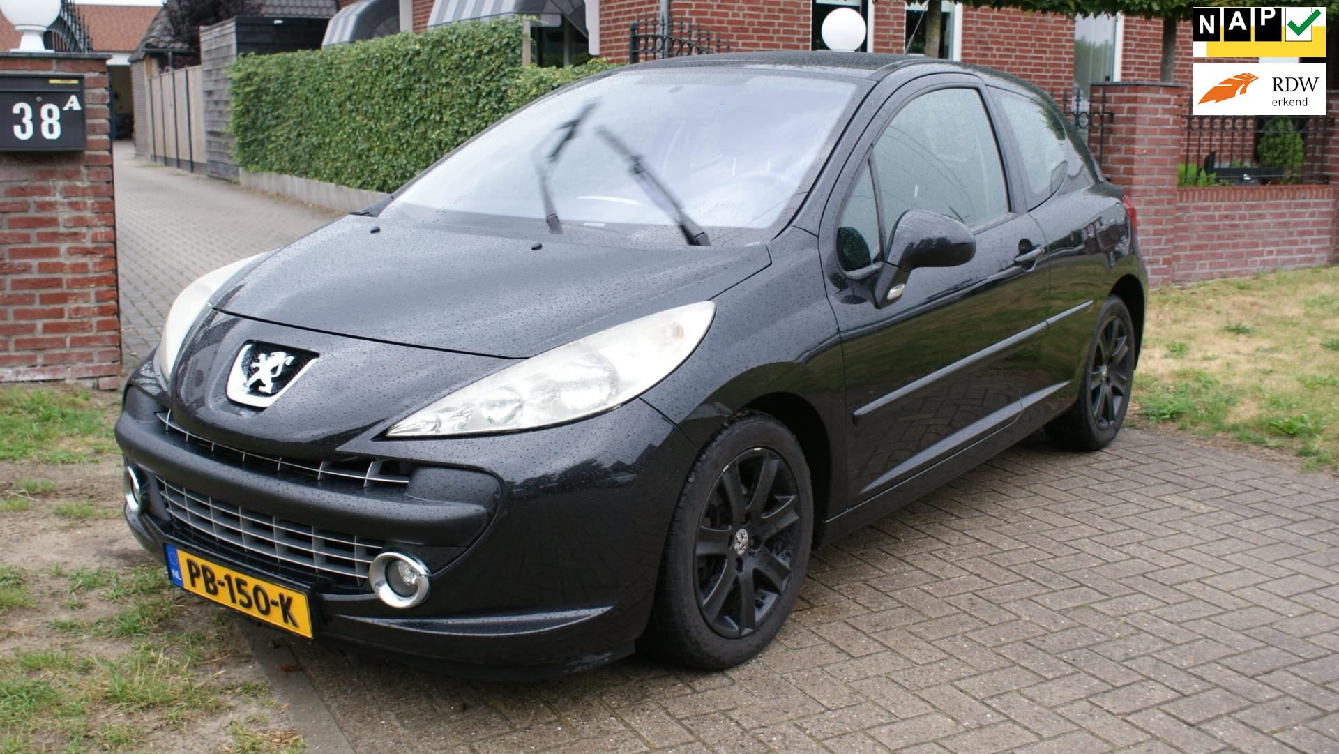 Peugeot 207 occasion - Autoservice Wachtmeester